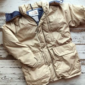 Vintage The North Face puffer down coat